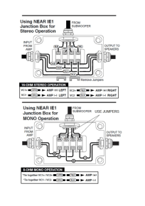 IE1 Wiring Diagram